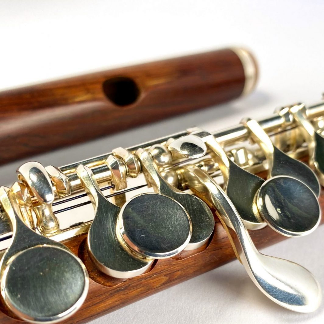 Hammig palisander wood piccolo for sale