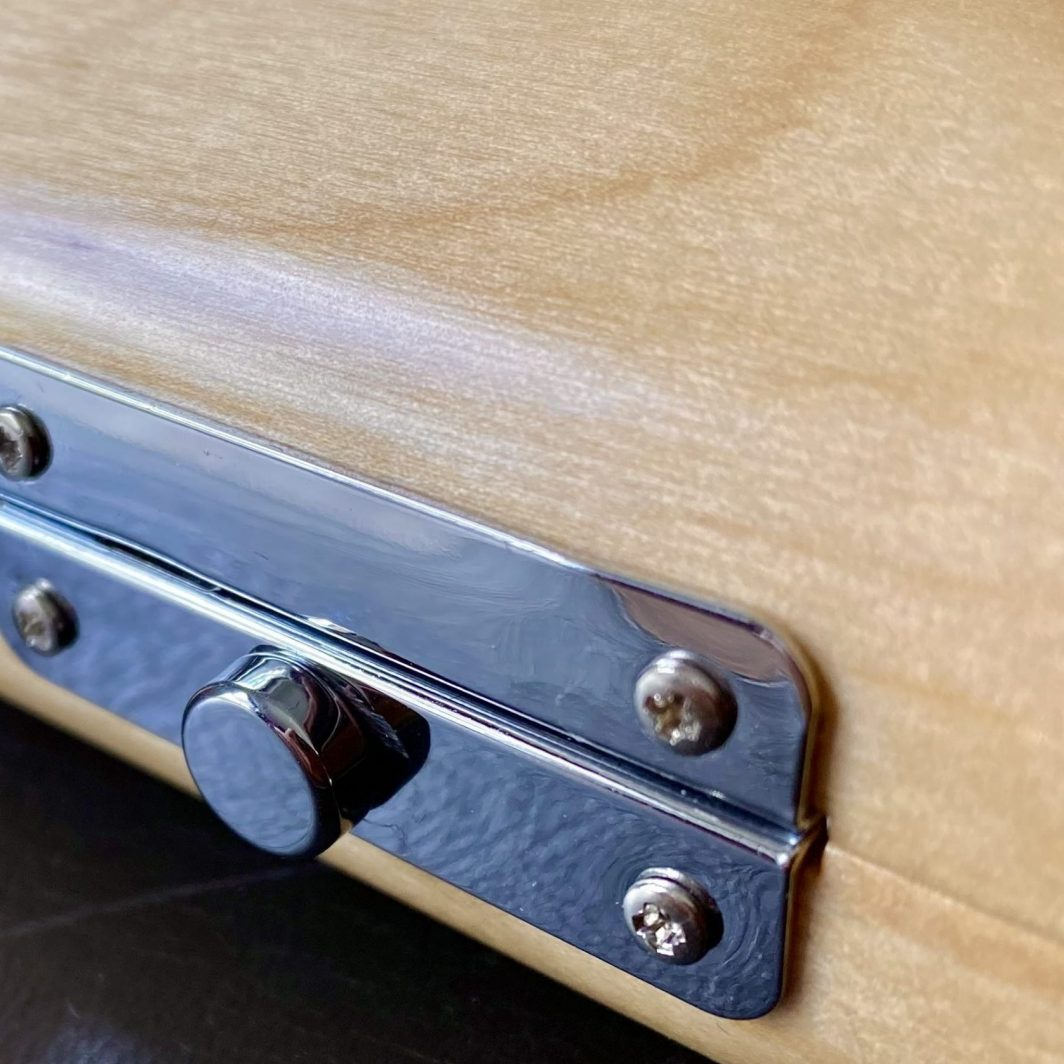 Wooden Piccolo case
