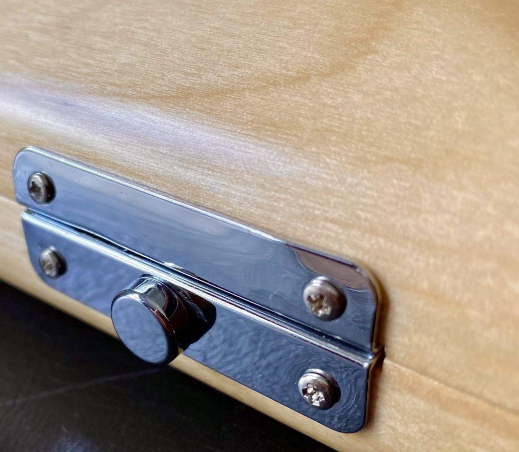 Wooden Piccolo case