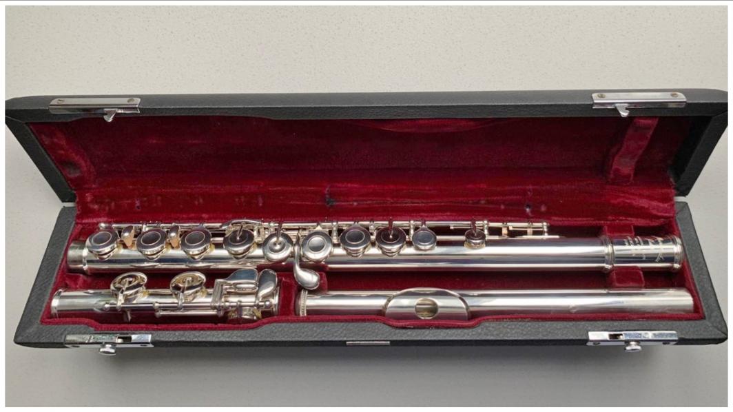 Muramatsu EX Flute - Closed Holes, C-Foot