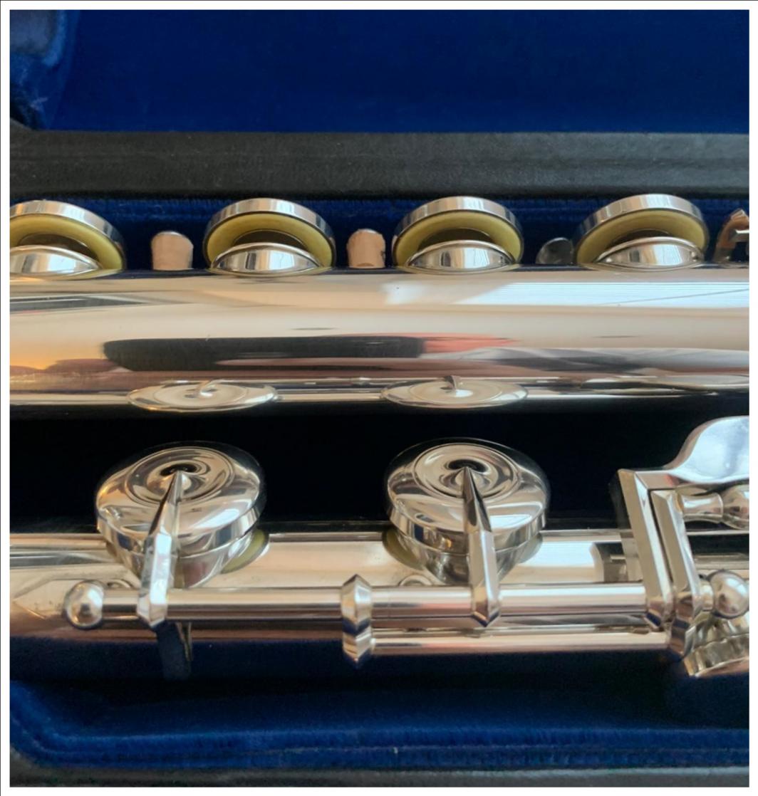 Muramatsu GX flute for sale