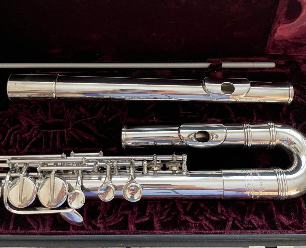 Gebruder Monnig Alto Flute