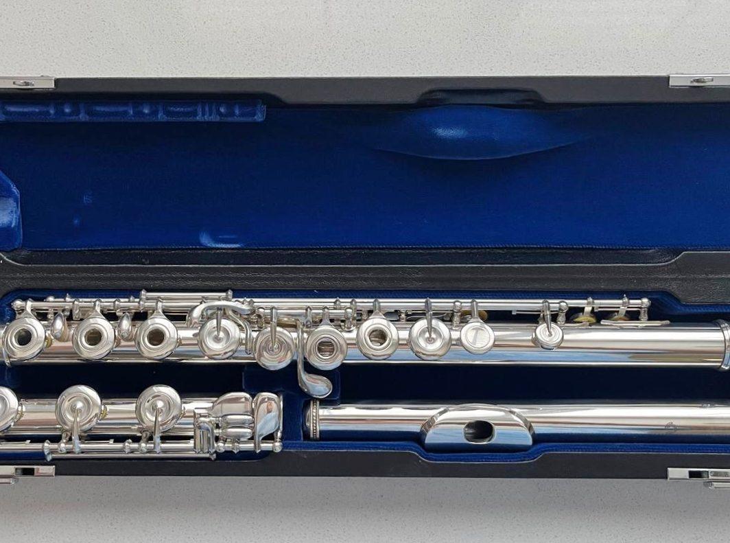 Muramatsu DS solid silver flute